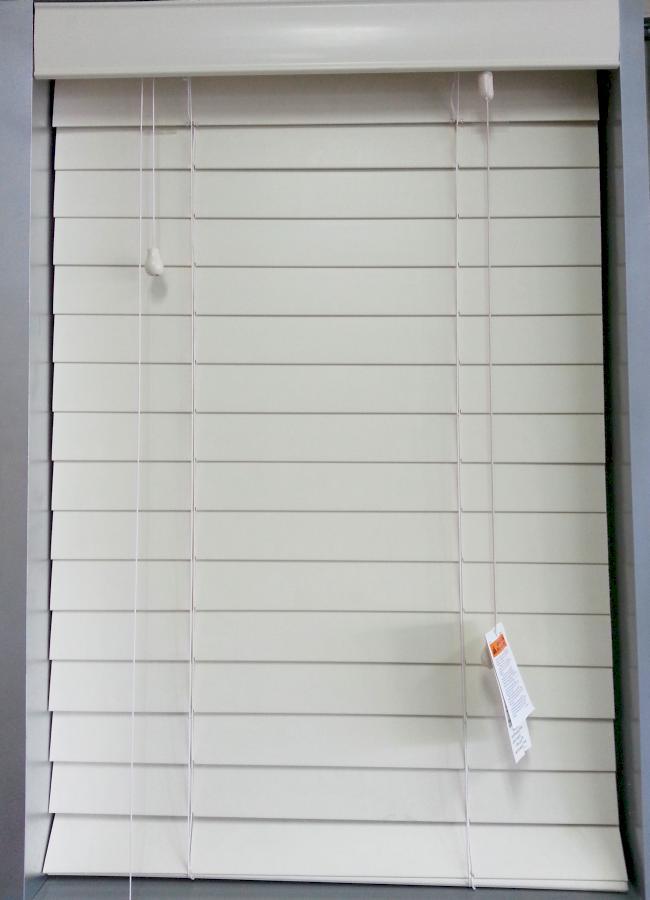 Alabaster Shutter Look Pvc Venetien Blind 63mm Blinds 2 Go