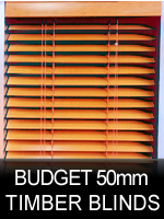 Cheap Timber Blinds