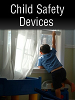 Window Blind Devices Parts Child's Safety