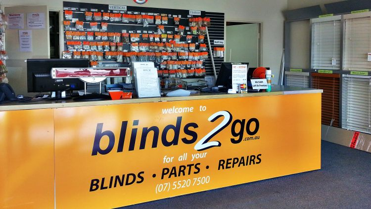 Blinds 2 Go Header