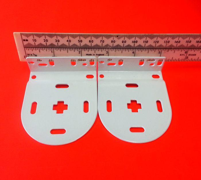 Roller Blind Brackets 45mm Blinds 2 Go