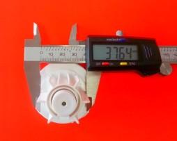Roller Blind Sidewinder Mechanism Plastic