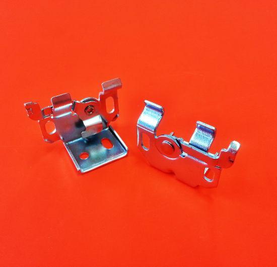 Slimline Aluminum Venetian Blind Silver Bracket Blinds 2 Go