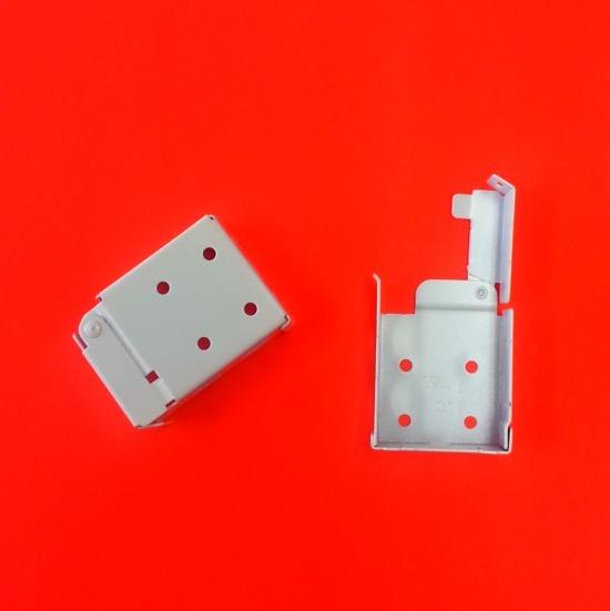 Timber Blinds Metal Bracket White 65mm X 45mm