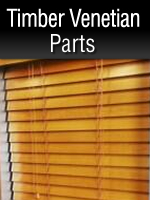 Timber Venetian Blind Spare Parts