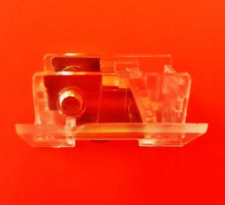 Venetian Aluminium Slimline Blind Cord Lock (Flat Edge) 25mm