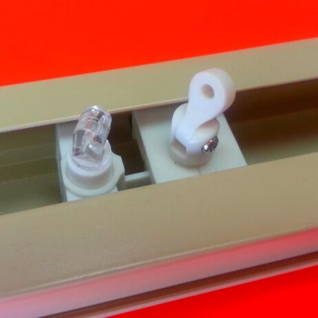 Vertical Blind Wand Control Unit Universal Picture Track