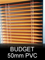 Vertical Budget PVC Blinds